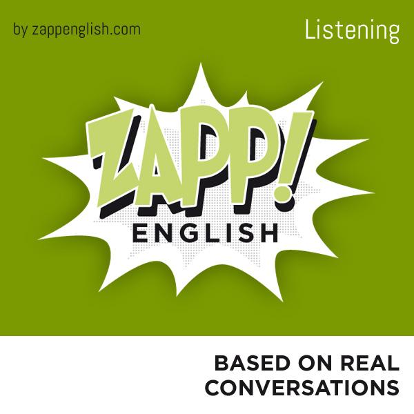 Zapp! English Listening