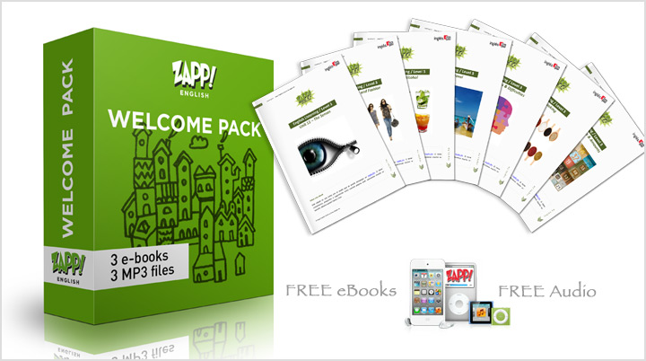 Zapp! English by Email - Download Audio and eBooks