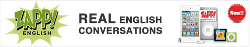 Download eBooks Zapp! English Audio Course - Real English Conversations
