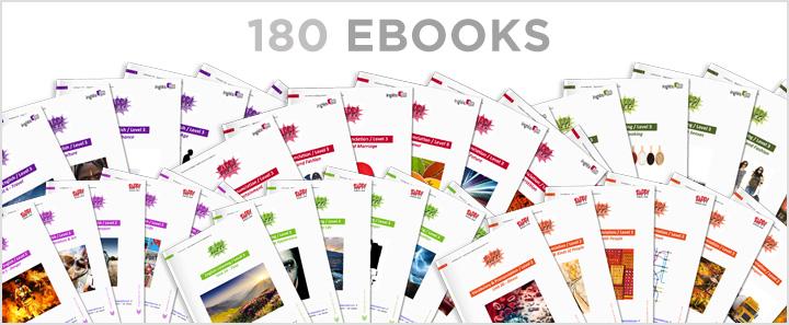 Zapp! English Whole Course Super Pack eBooks