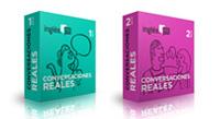 Conversaciones Reales Serie 1 + 2 Super Pack
