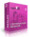 Descargar Conversaciones Reales en Inglés 2 ebooks y audio