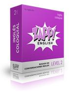 Zapp! Inglés Coloquial Intermedio ebooks y audio - Descargar