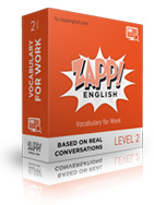Zapp! English Vocabulary for Work EN (Intermediate/2)