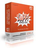 Zapp! Inglés Vocabulario de Trabajo Intermedio (ES)