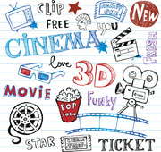 Zapp! English Vocabulary & Pronunciation 3.21 - Movies & Cinema
