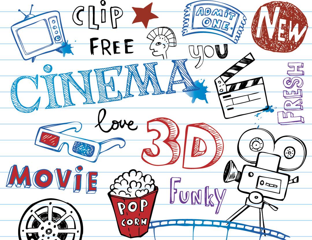 Movies & Cinema - Zapp! English Mp3 Vocabulary